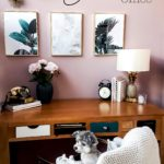 Desenio Home Office Makeover