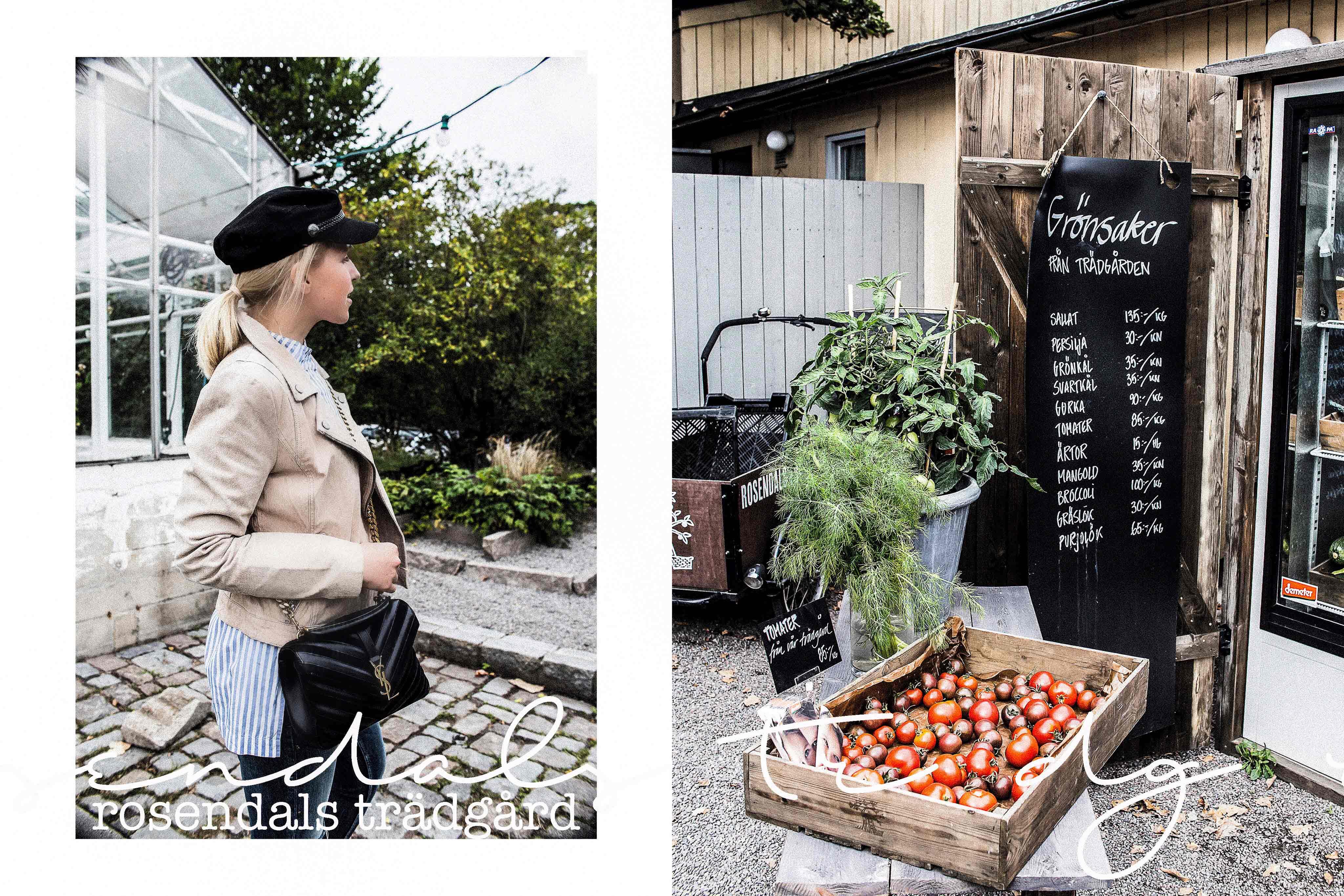 Stockholm travel outfit Reisetipp essen Kaffee trinken