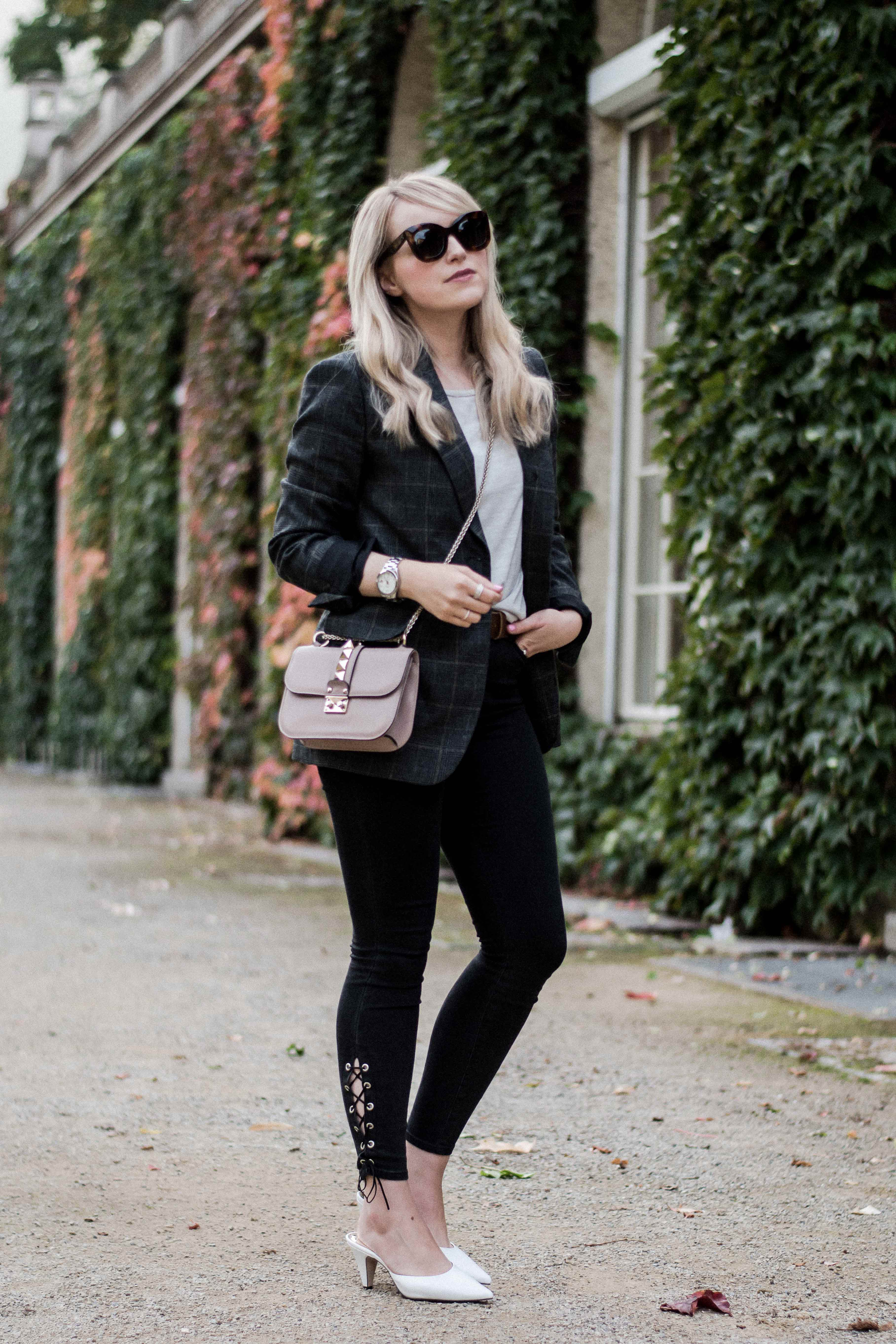 blazer Outfit Herbst inspiration berlin touri ootd