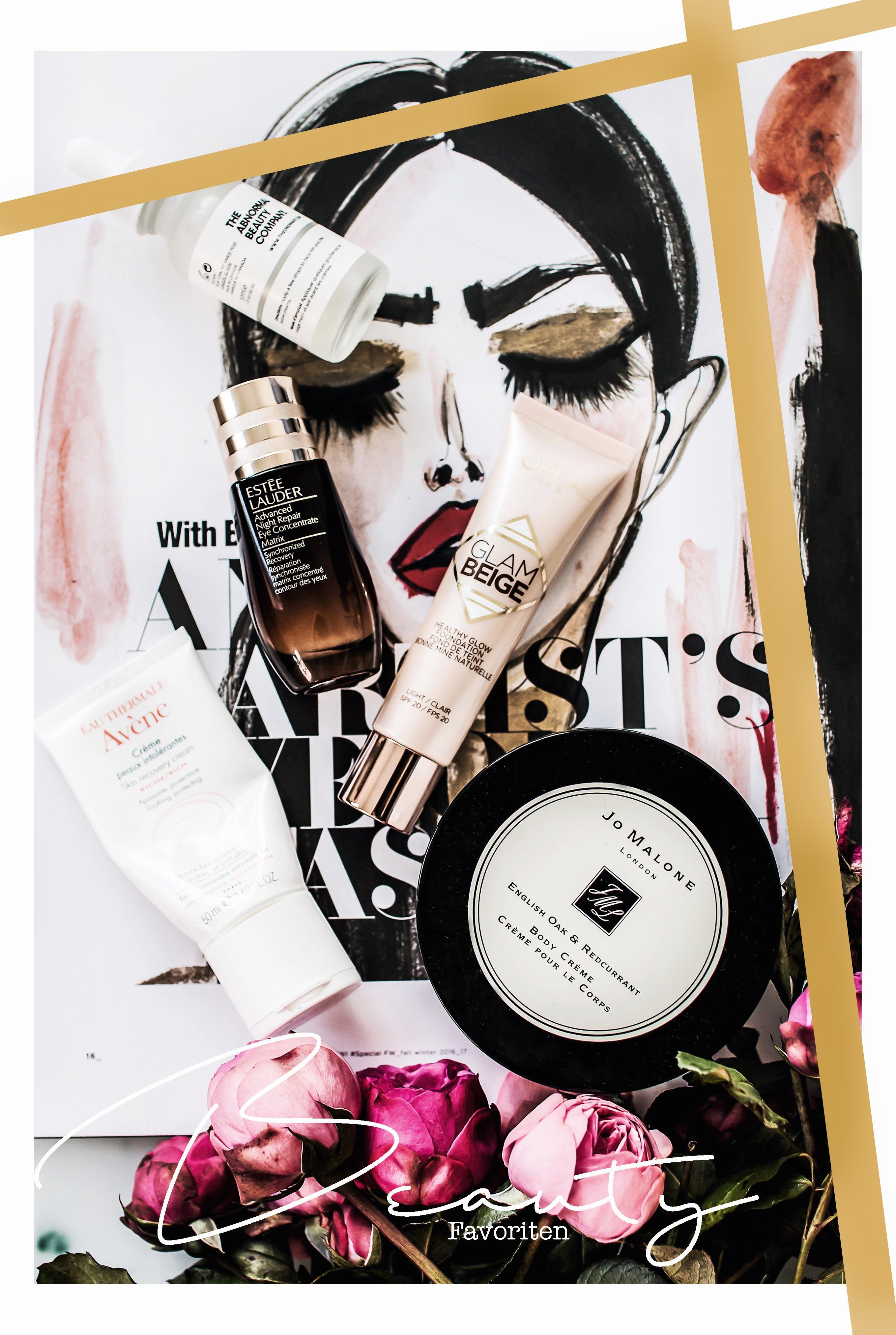 Beauty Produkte die bleiben dürfen Gesichtspflege Make-up