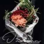 3 Indian Summer Flowers – 3 Schnittblumen Trends für zu Hause