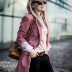 On mondays we wear rosé- Must Have der Blazer in rosé