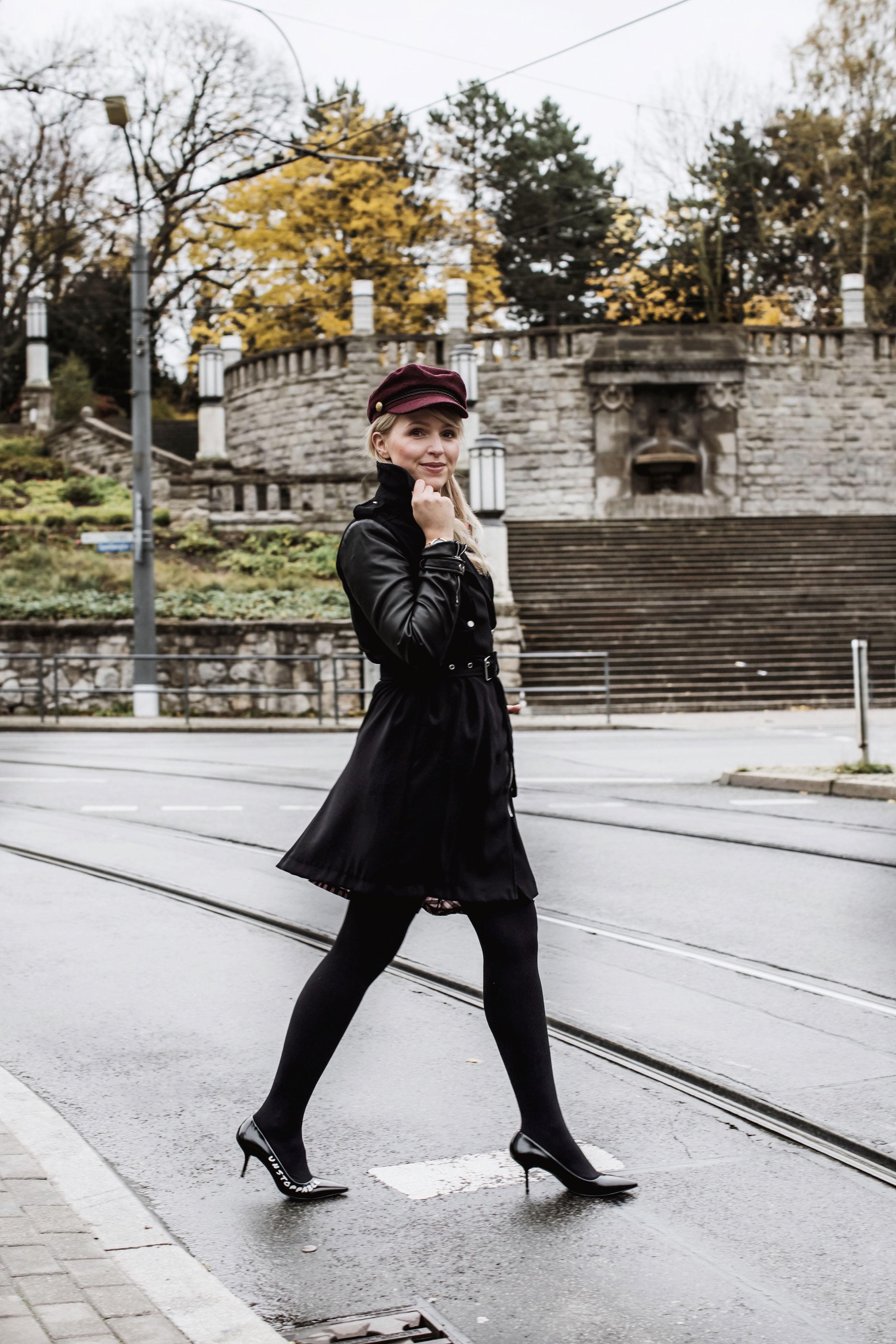 gibt es immer ein Happy End in der Liebe? Zara outfit Trenchcoat zukkermmaedchen