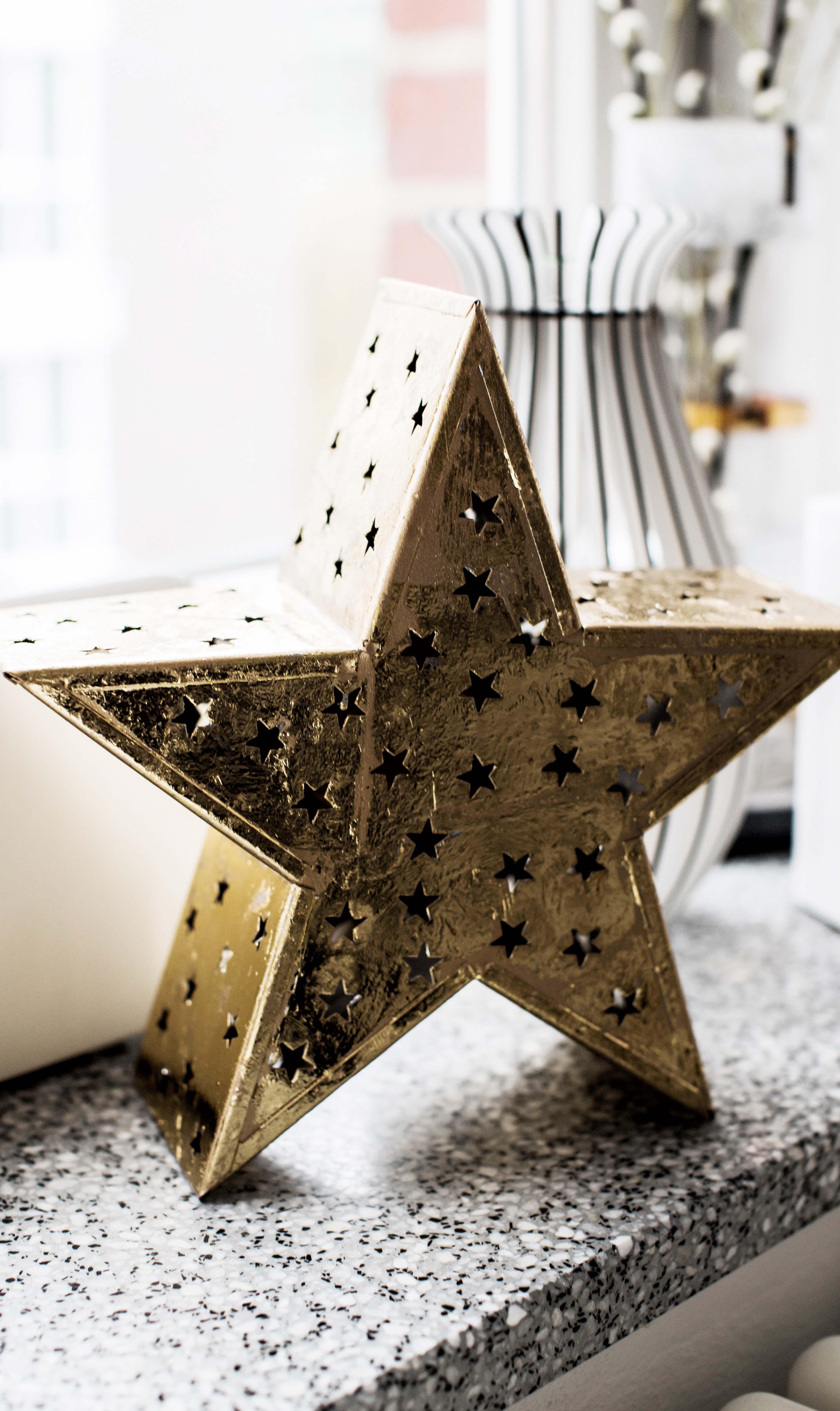 Weihnachtsdekoration für deine Wohnung schön individuell und preiswert Tk Maxx
