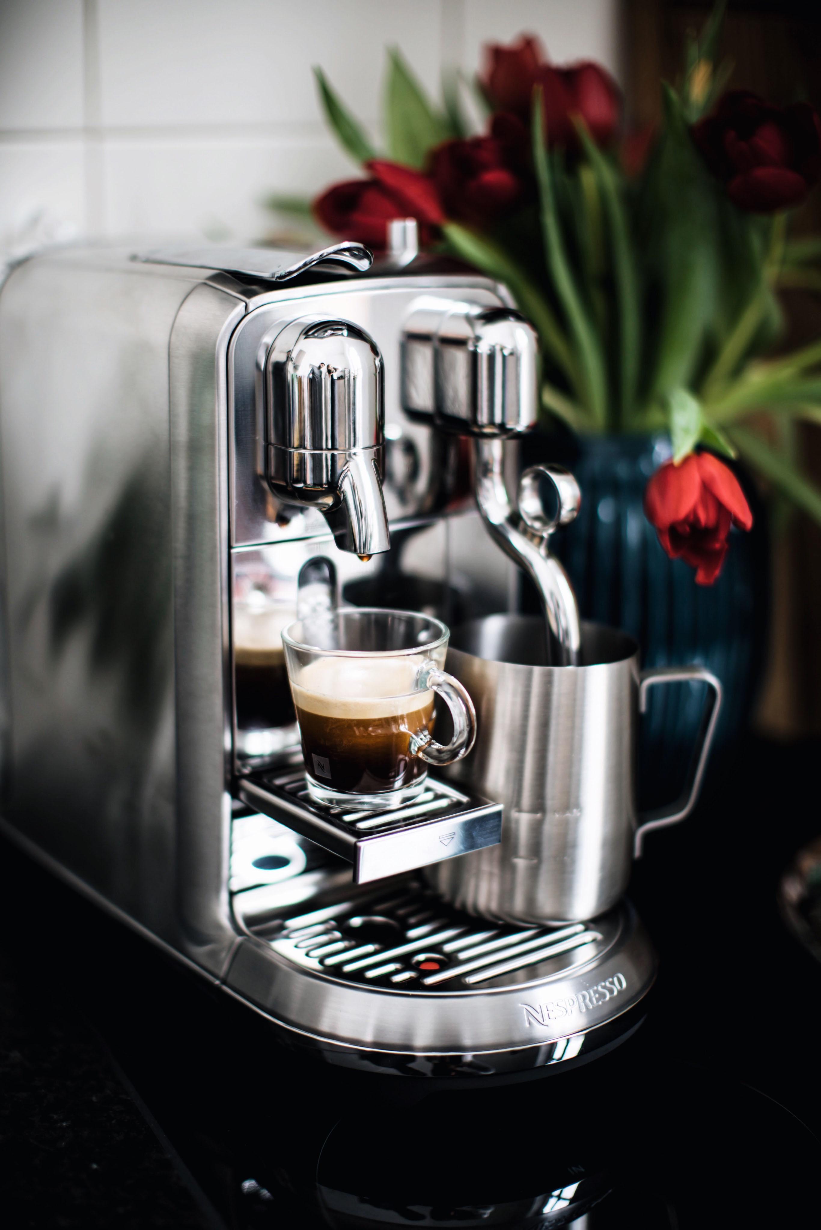 Back to the roots - Auf einen Kaffee mit Nespresso
