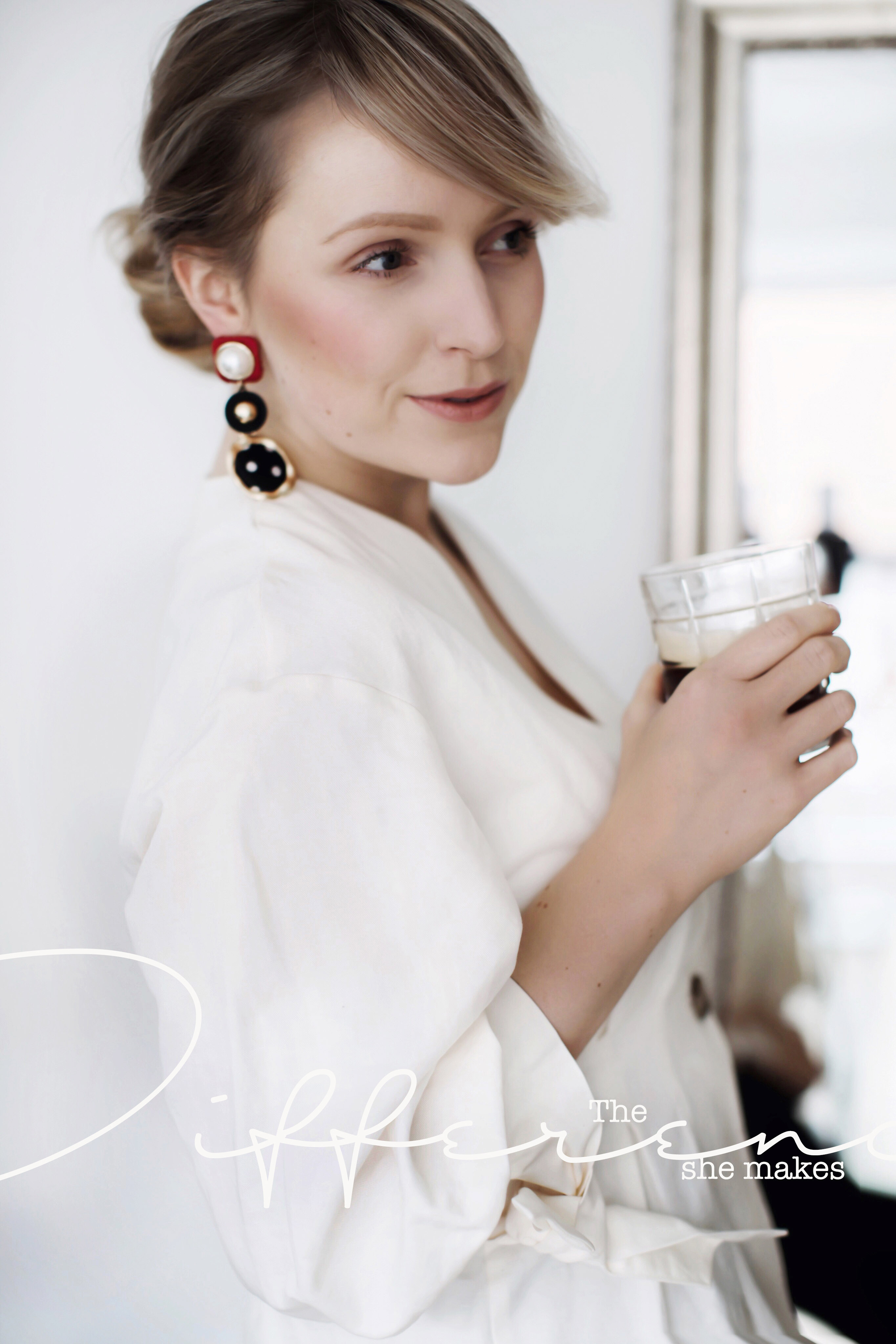 nespresso-emanzipation #TheDifferenceSheMakes - Welche Frau hat dich positiv beeinflusst?