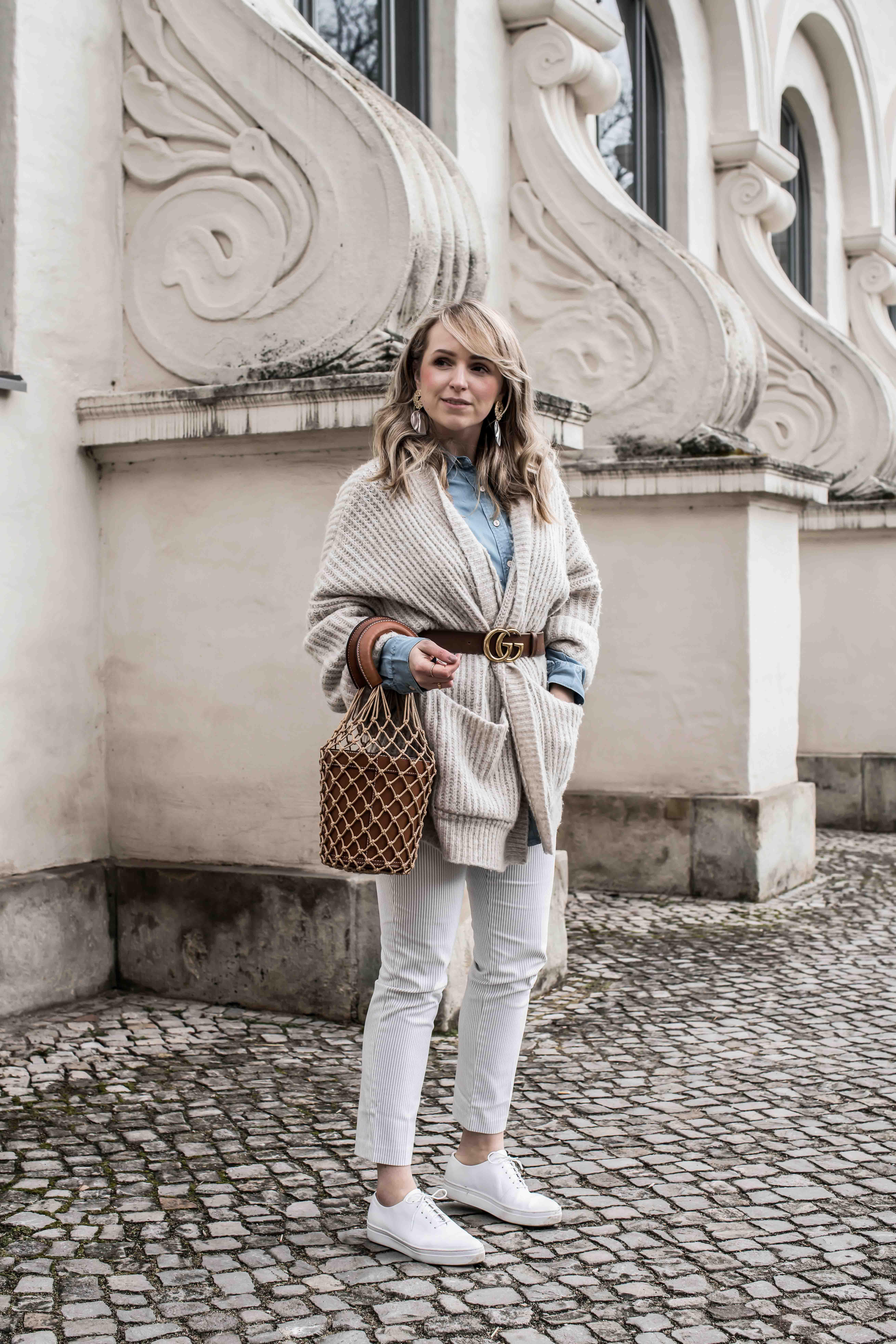 Family First Hundemom ootd: Gucci meets zara knitwear