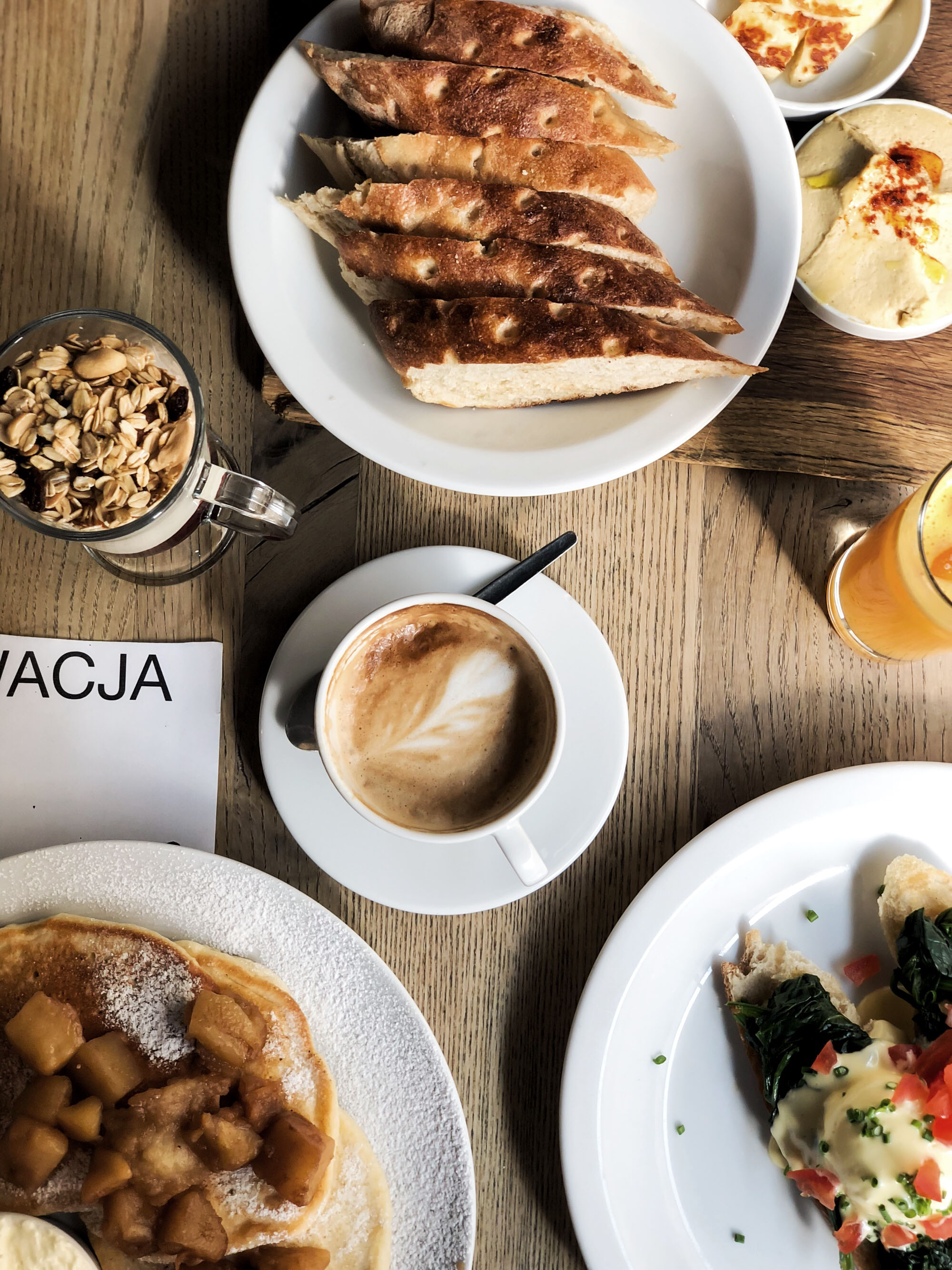 Where to eat like a real blogger in Krakau