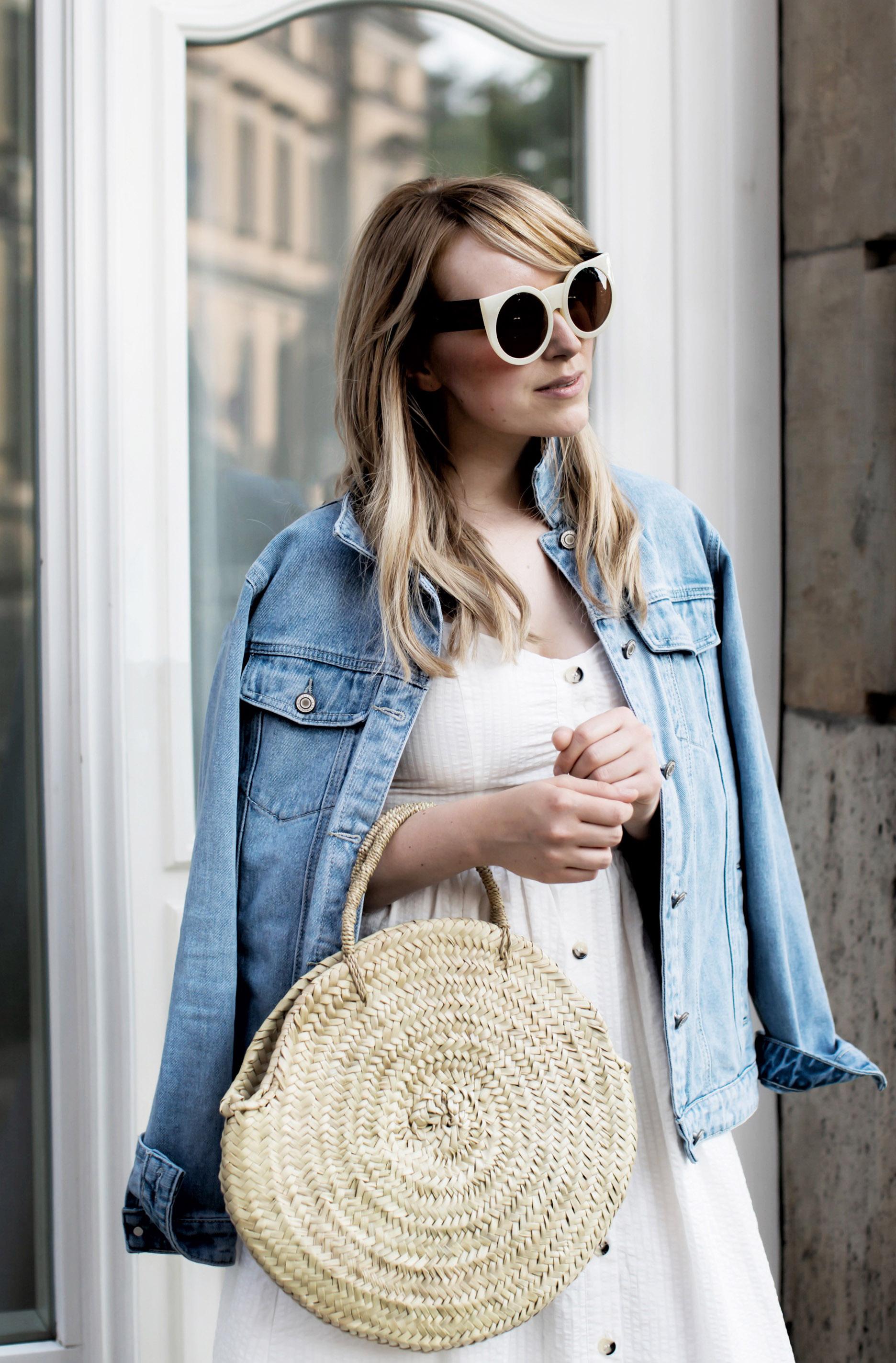 wie verhalten im Alter? leben wie man will? Zara Sommerkleider shoppen