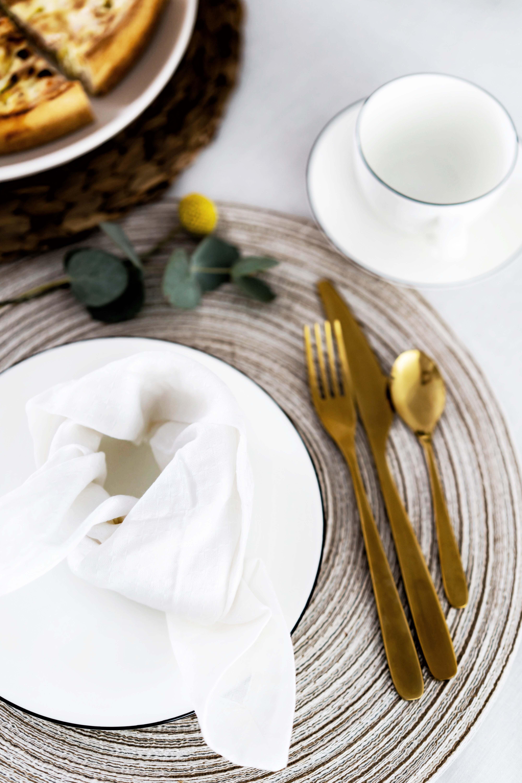 SOS Tischdekoration für einen Girls Brunch zukkermaedchen dekoriert