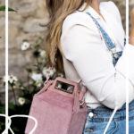Pop & Suki Lunchbox Bag- Die liebe zu speziellen Taschen