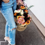 5 Flower Style Tips: How to style your flowers on instagram
