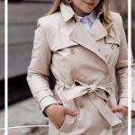 Der Trenchcoat – Verliebt in einen Modeklassiker