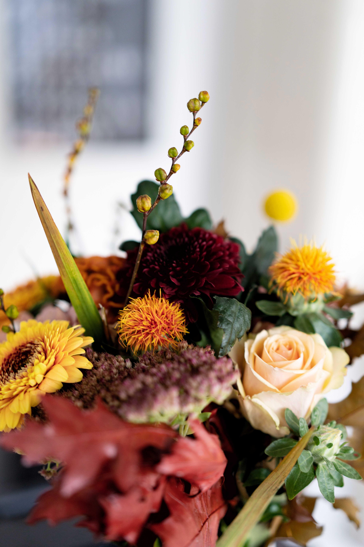 Dekorationsidee: Was fange ich mit meinem Blumenstrauß an?