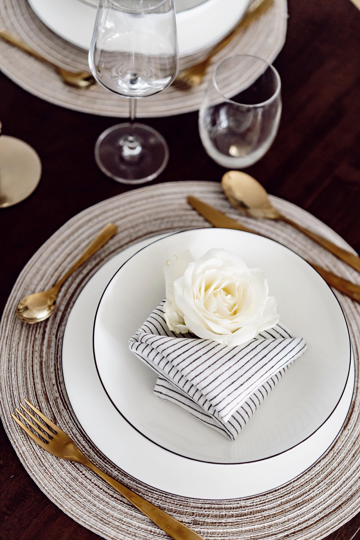 Perfekt gedeckt: Der kleine Tisch-Knigge