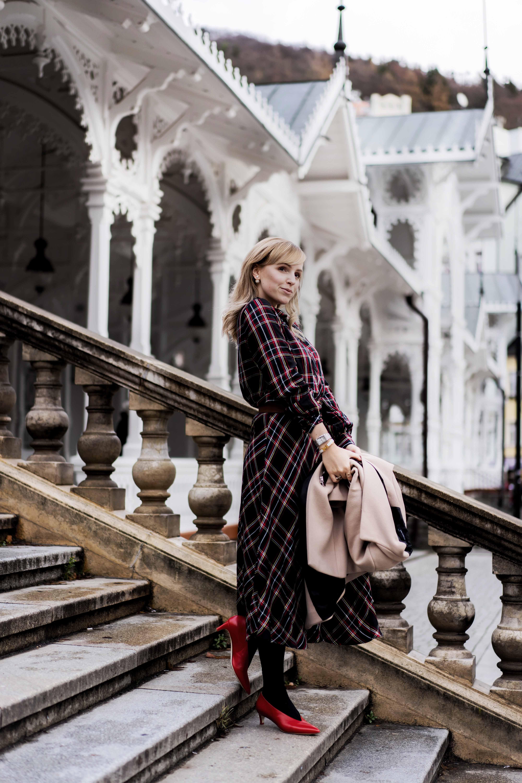 The perfect christmas dress - Das perfekte Kleid von H&M für Weihnachten