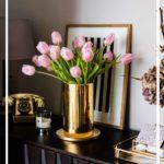 Die perfekten Pflegetipps für eure Tulpen in der Vase.