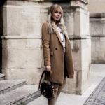 Womens camel coat -nicht ohne meinen Mantel von Zara