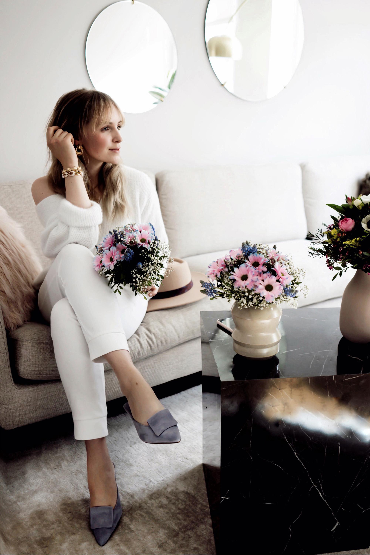 zum Frauentag Blumen verschenken mit Blume2000.de