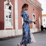 The classic dress / the classic zara pattern dress