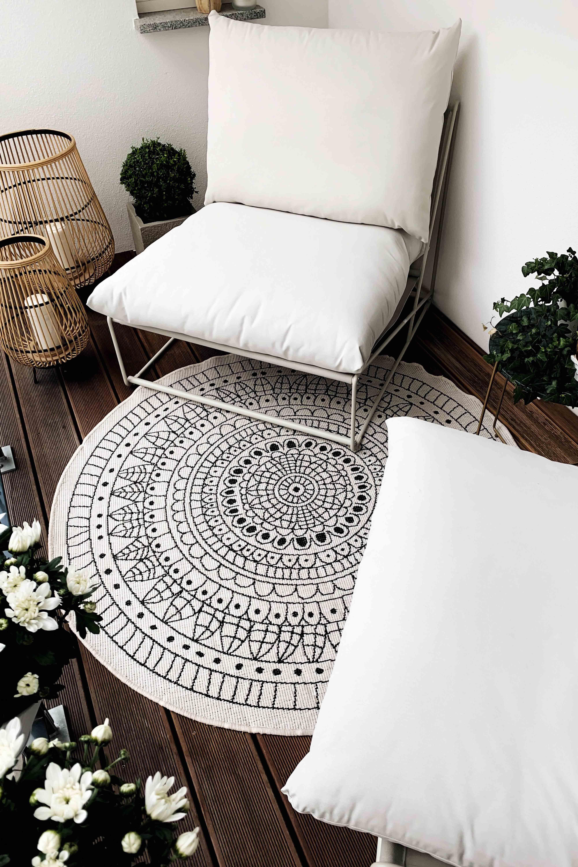 balkon ikea möbel wohnen sommer zu hause