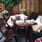 Die Last Minute Gartenparty Dekoration