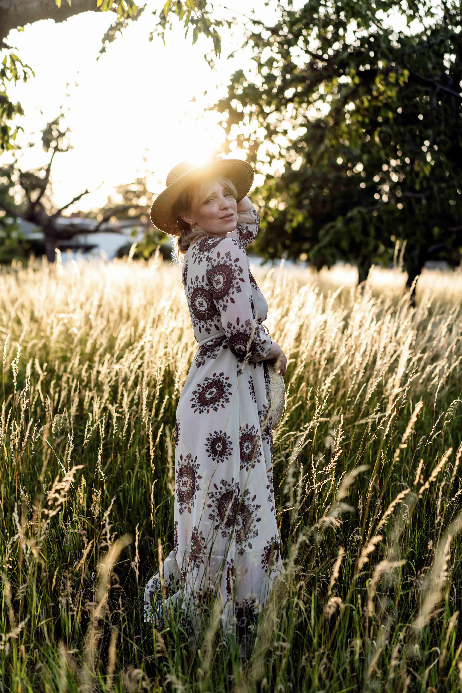 hippie style die schönsten Kleider für einen Boho Sommer