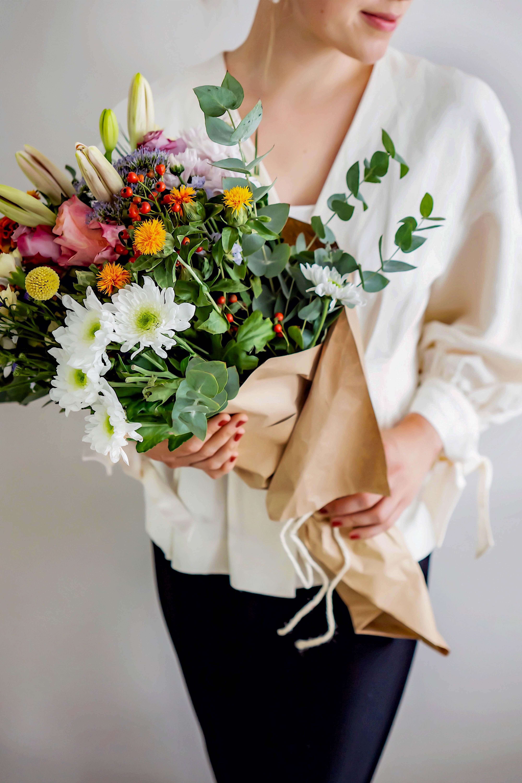 Blumenstrauss schenken und verschönern blume2000de