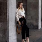 H&M Sweater trifft auf Zara Karottenhose
