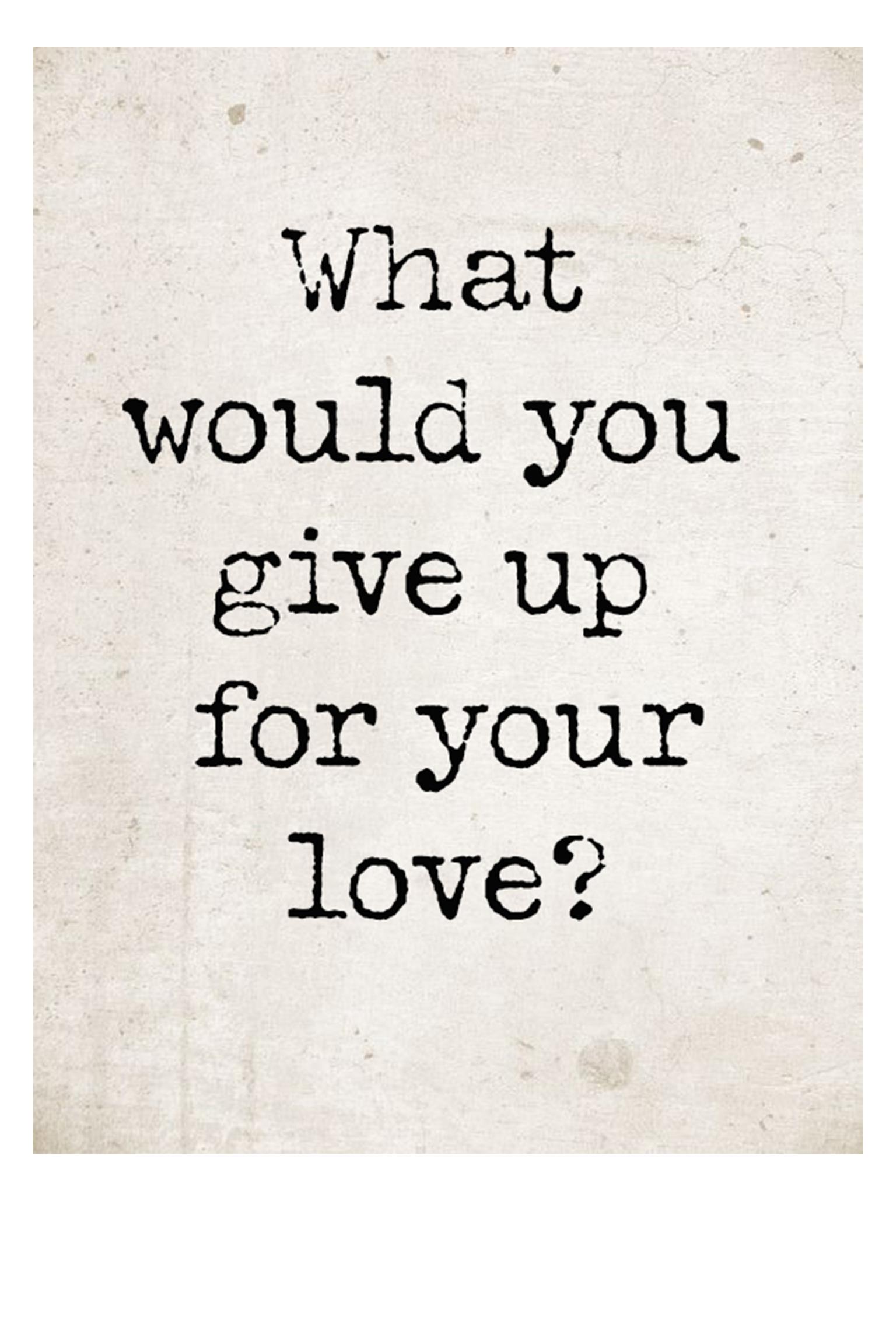 3 Frauen 3 Meinungen - Was hast du für deine Liebe aufgegeben?