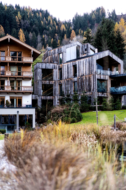 Naturhotel Forsthofgut Leogang Tirol Entspannen in den Bergen