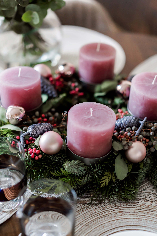 Christmas Table Tradition / Wenn Freunde zum Kaffee vorbeikommen