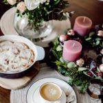 Christmas Table Tradition/ Wenn Freunde zum Kaffee vorbeikommen