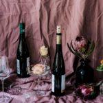 Die Wein- und Blumenfrage.