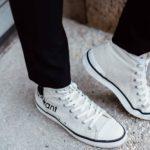 Wieder an den Füßen: High-Top Sneaker von Dior bis Isabel Marant