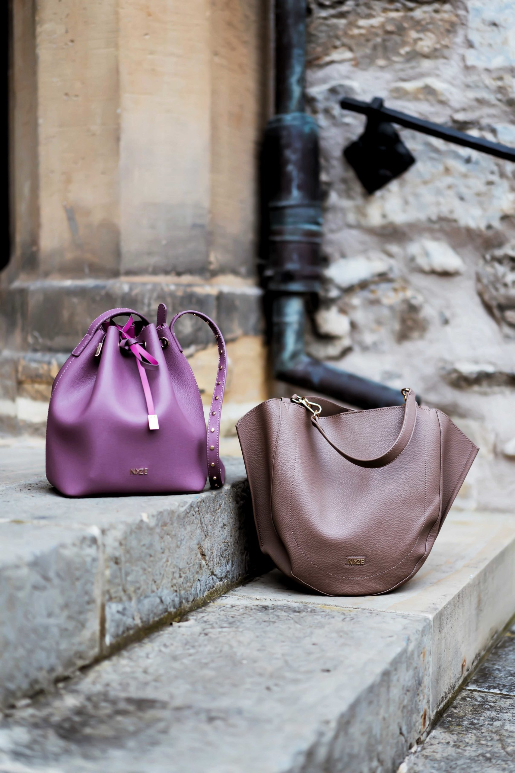 NYZE Taschen sind die neuen Influencer Taschen