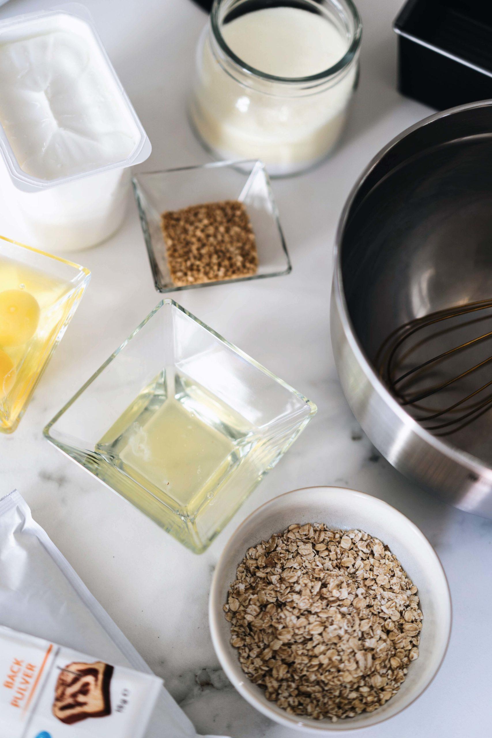Eiweißbrot kein Gluten gesund und lecker