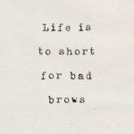 Brow Lifting – der neue Beauty Hype für schöne Augenbrauen