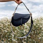 Die Dior Saddle Bag-Das Comeback geht seit 2018 weiter