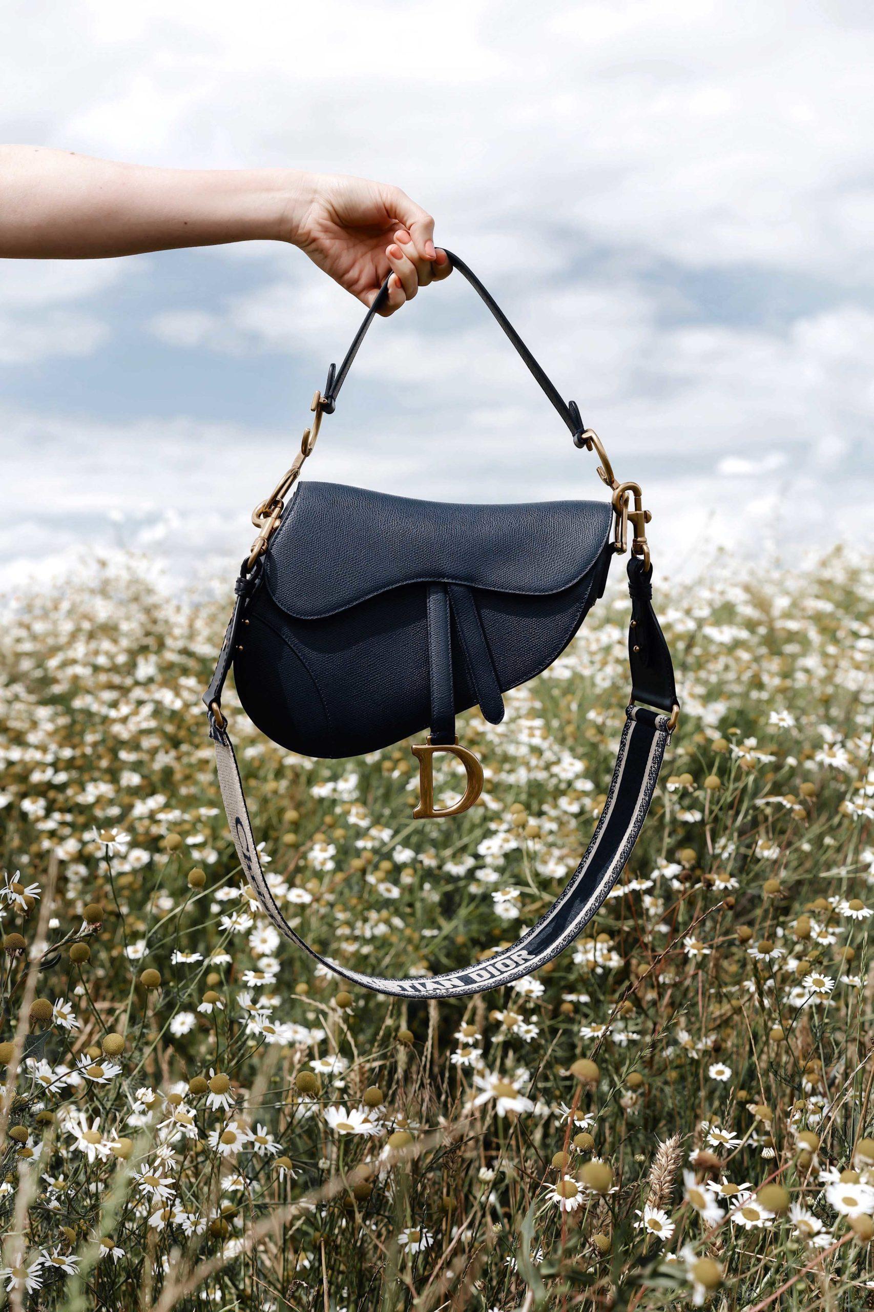 Die Dior Saddle Bag ein Taschentrend der uns nicht mehr loslässt