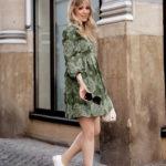 Die Farbe der Hoffnung: Grün in meinem Kleiderschrank
