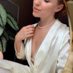 Wieder im Trend: Die Perlenkette