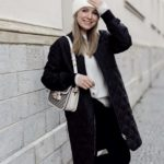 Outfit of the week: Steppmantel + Converse + Gucci Bag