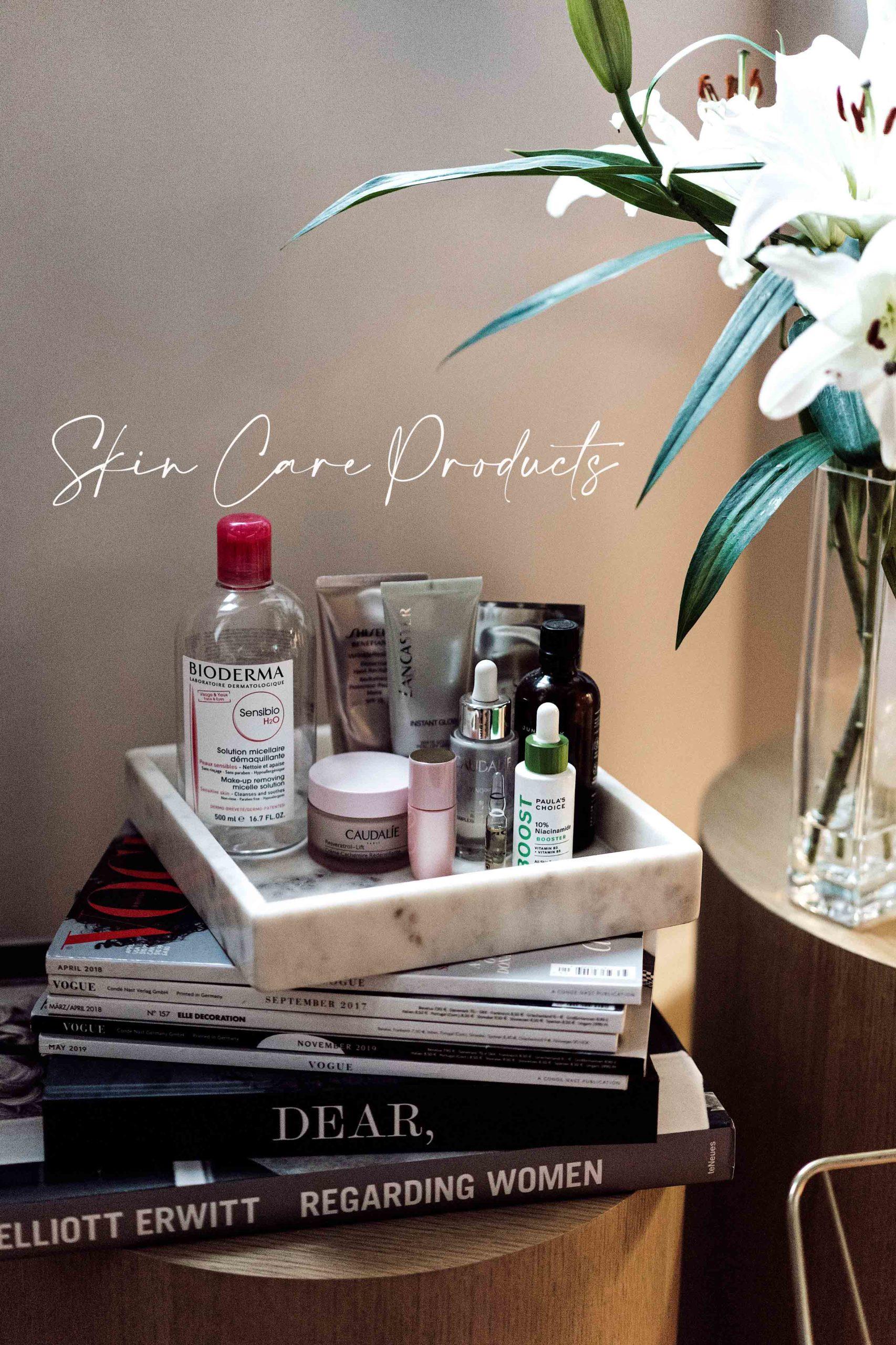 My best Skin care products 2020 - diese Beautyprodukte werden nachgekauft